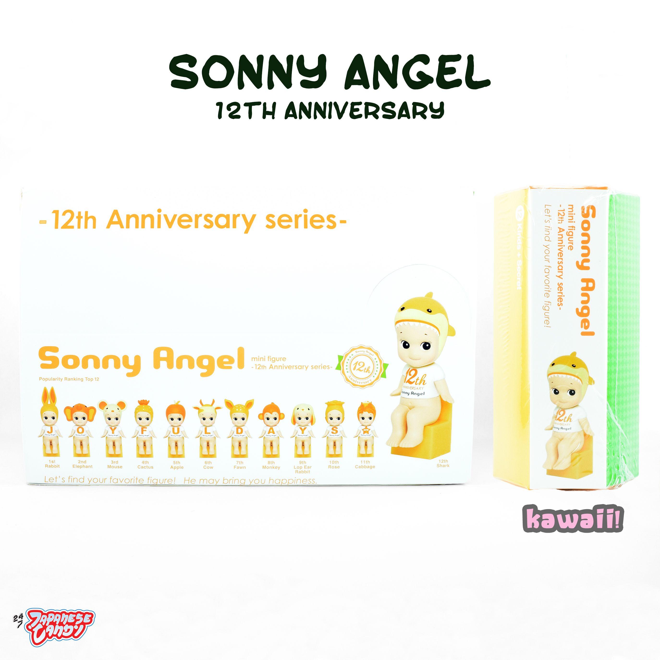 sonny angel 12th anniversary pinterest sonny angel