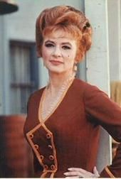 "Amanda Blake ""Gunsmoke"" Ms.Kitty Russell: one of the first strong ..."