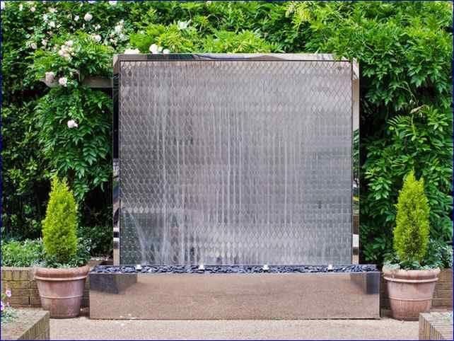 Outdoor Wall Water Fountains Outdoor Wall Fountains Outdoor