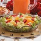 Spiced Fruit Cup