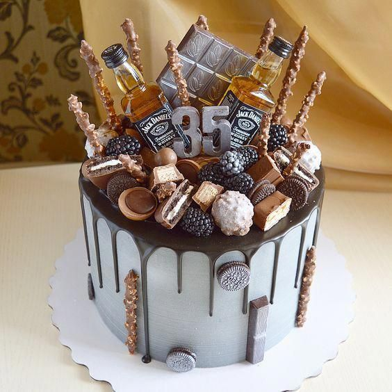 Birthday cakes; cakes for girls; birthday cake decorating; homemade cakes; easy … – Typical Miracle