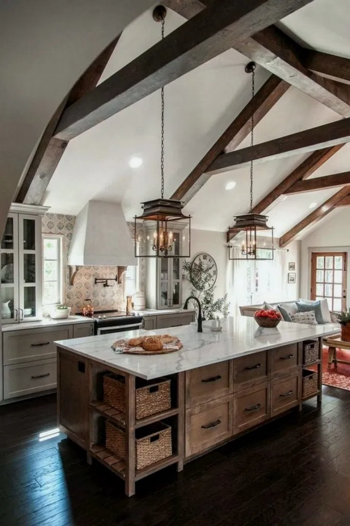 30 Most Standard Rustic Kitchen Concepts Youll Wish to Copy – Stone House