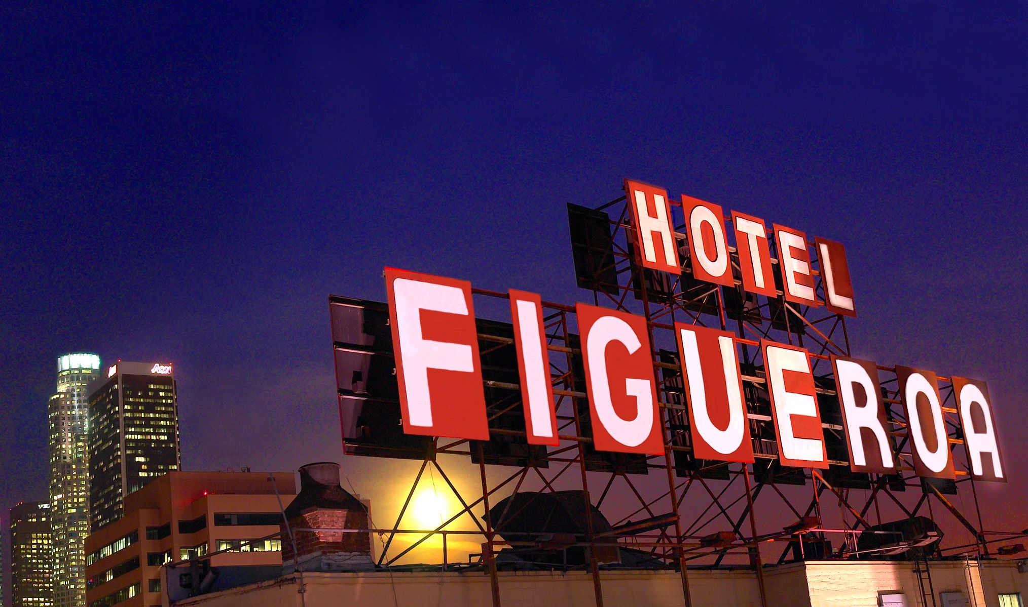 Hotel Figueroa In Los Angeles Ca With Images Figueroa Hotel