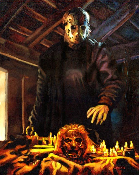 friday the 13th i just cant get enough of every jason