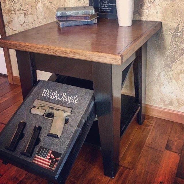 Pin On Gun Conceal Furniture