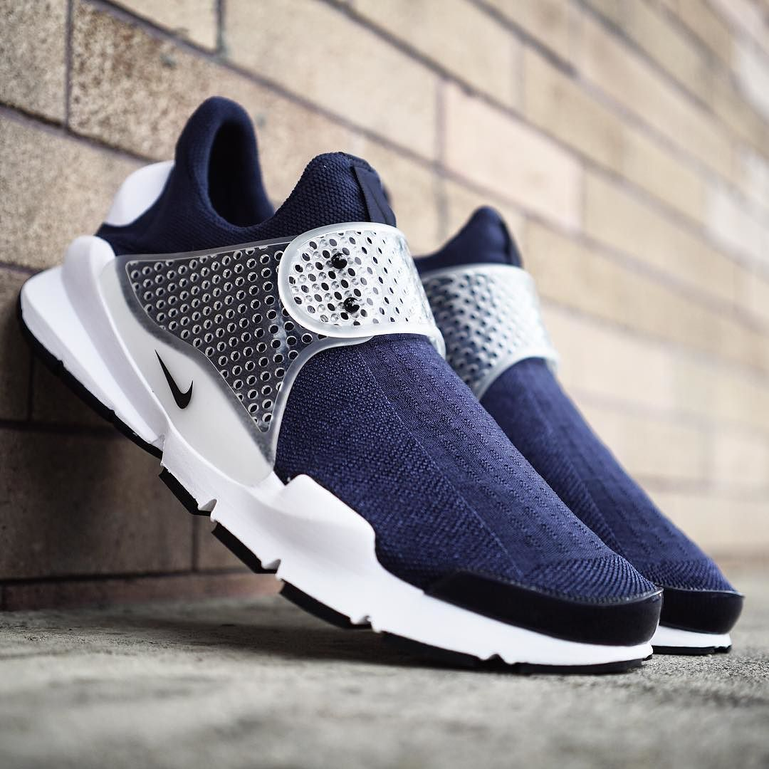 release date 0ca77 13bd6 Nike Sock Dart now available in Navy Blue. #Nike #SockDart #BlendsSA #DTSA  by blendssa