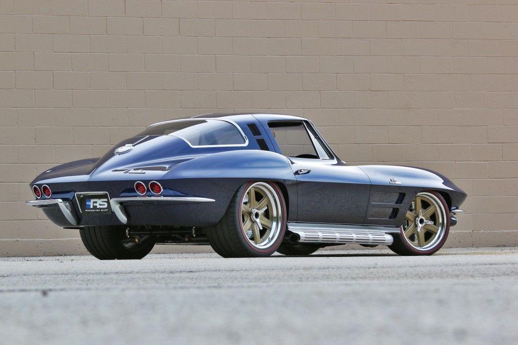 Barry's 1964 Corvette Roadster Shop | Trans Am Ideas | Chevy