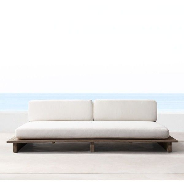 Maldives Daybed Cushions ($1,835) ❤ liked on Polyvore featuring ...