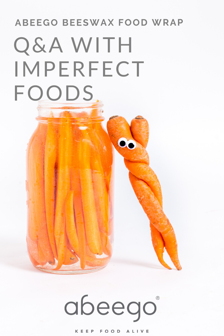Q & A with Imperfect Produce in 2020 Organic produce