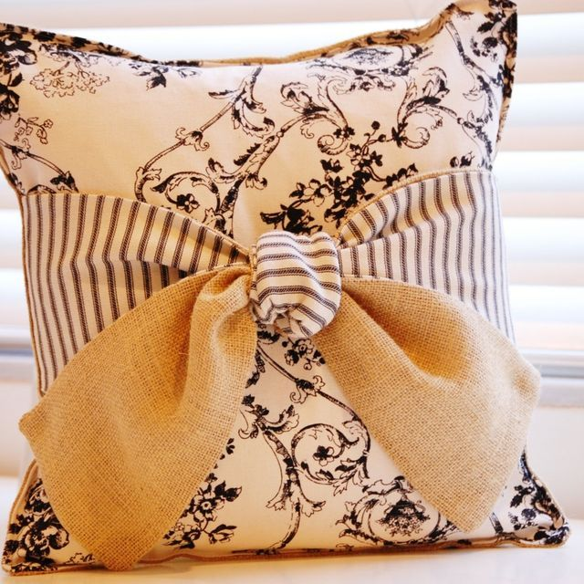 Love this French Country pillow