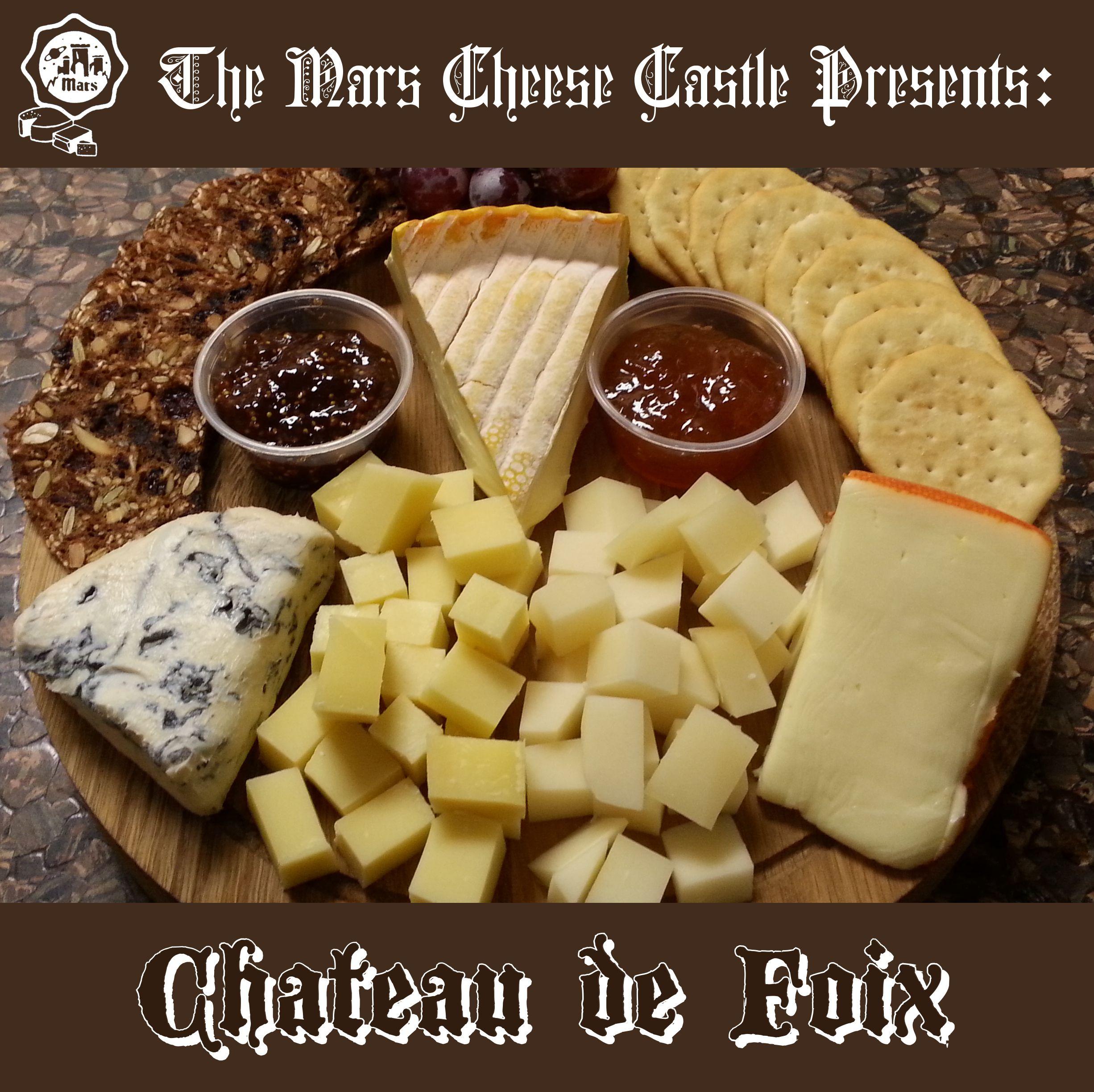 A future French themed cheese plate I\u0027ve created. It features Port Salut Vacherousse D\u0027Argental Comte Fourme D\u0027Ambert and Ossau Iraty. Accompaniments ... & A future French themed cheese plate I\u0027ve created. It features: Port ...