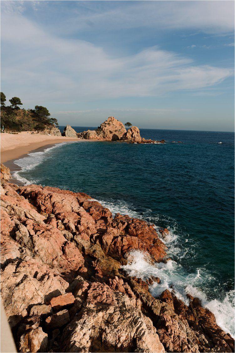 Solo Travel To Barcelona Spain Europe Ocean Wallpaper Europe