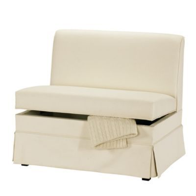Coventry 48u0027 Storage Bench | Ballard Designs   With Or Without Storage; Use  Two