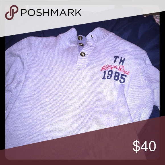 1b103f6c Tommy Hilfiger 1985 Sweater It is a very comfortable Sweater and is  slightly used Tommy Hilfiger