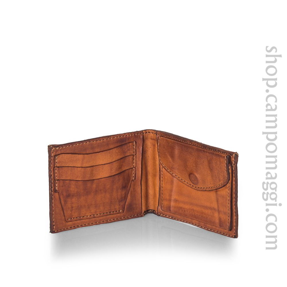 Small leathergoods MEN'S WALLET Campomaggi