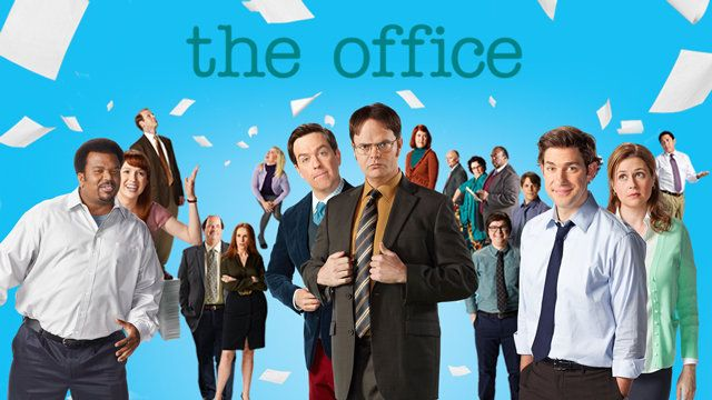 The Office, a documentary-style look into the humorous and