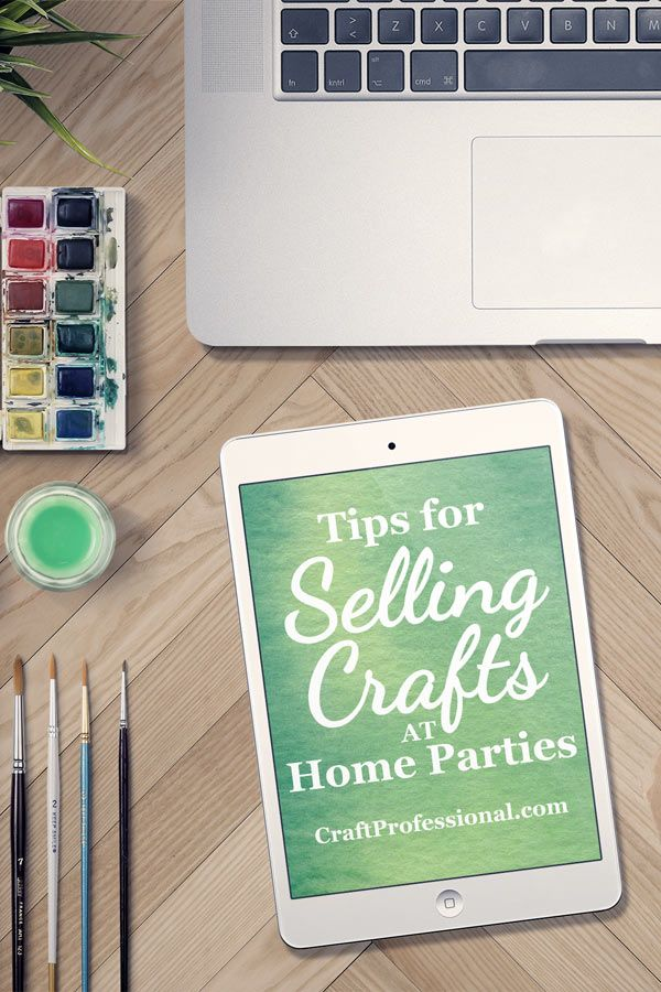 plan a craft home party crafts craft business and business