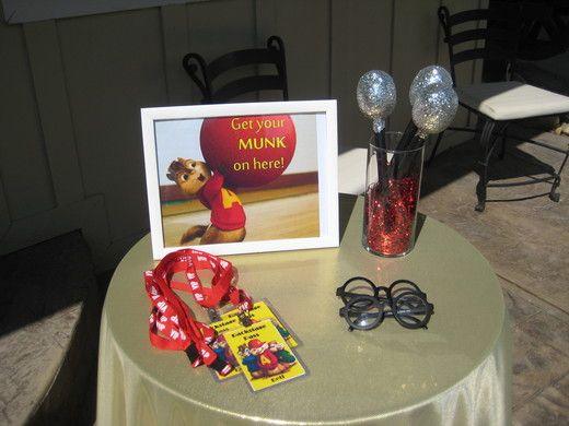 "Alvin And The Chipmunks Birthday Cake: ""Alvin And The Chipmunks Birthday Party"""