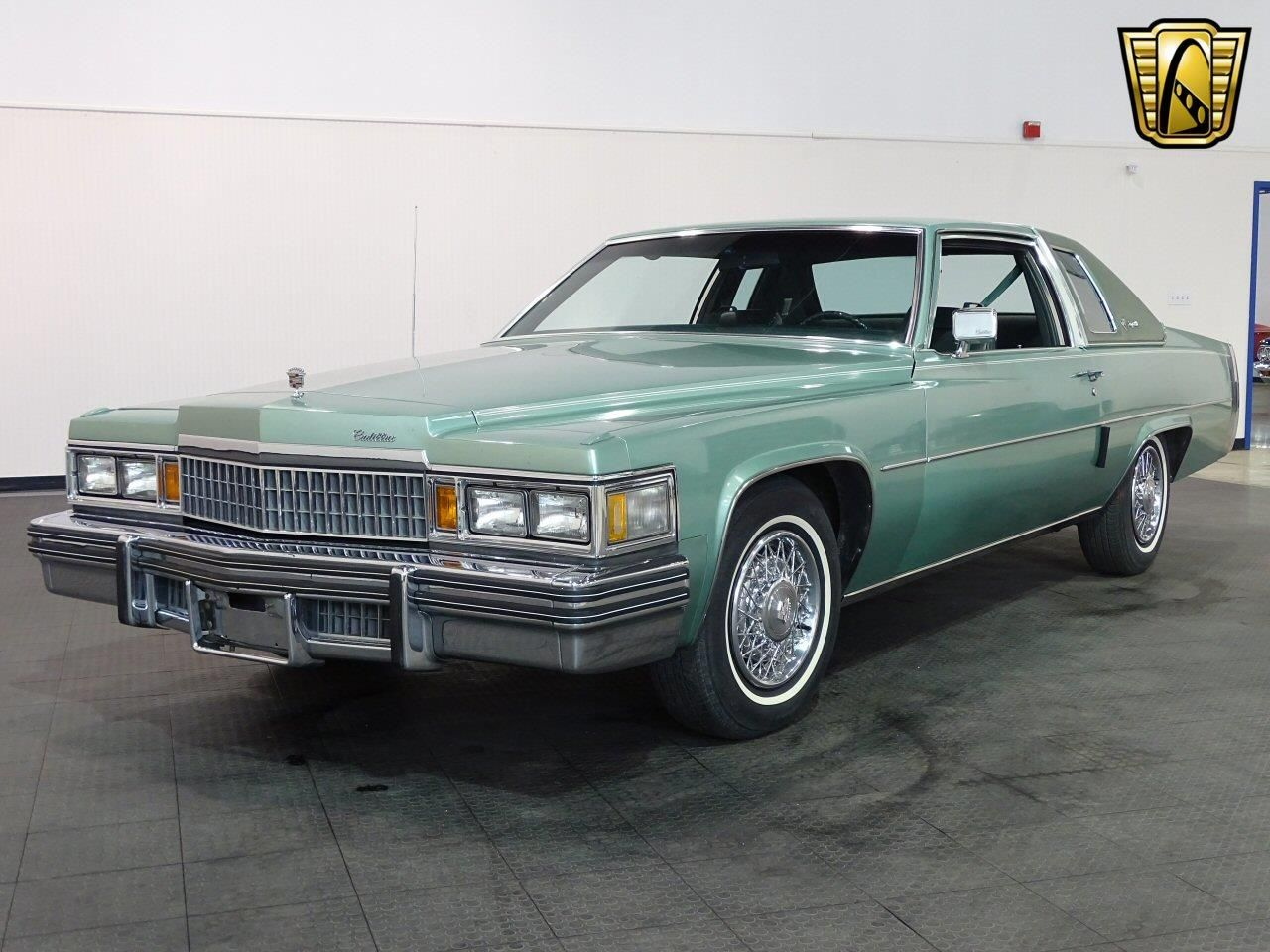 1978 Cadillac Coupe DeVille for Sale | ClassicCars.com | CC-975690 ...