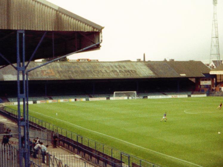 Burnden Park - Bolton Wanderers