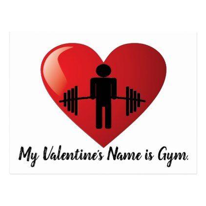 Funny Fitness Gym Valentine Card Zazzle Com Workout Humor Valentines Workout Gym Workouts