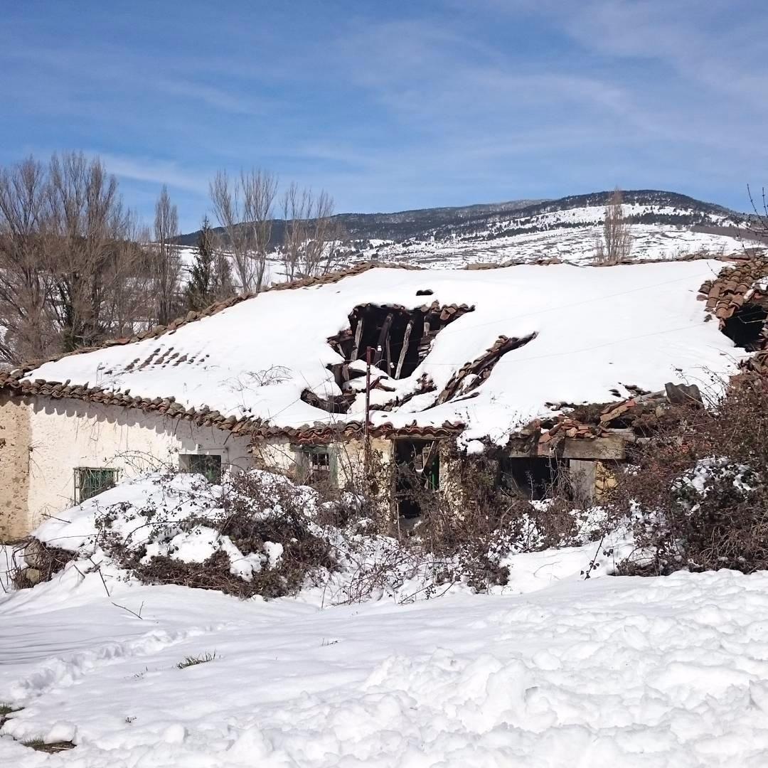 Nieve en la sierra de Madrid | Invierno en la sierra de Madrid ...