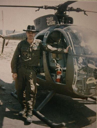 Vietnam Helicopter Pictures | AVietnam era-photo of Medal of Honor recipient Jon E.