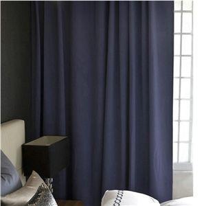 Modern Simple Hotel Blackout Curtains Advanced Customization