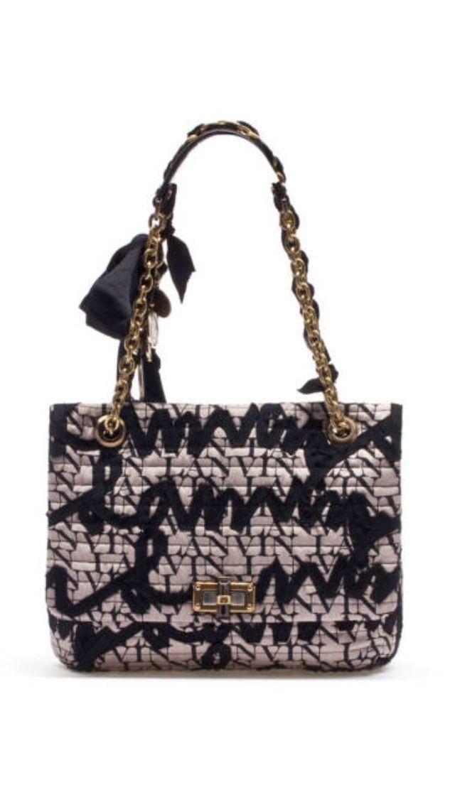 Lanvin Happy Les 10 Anniversary bag $3890