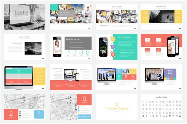 Maya presentation template presentation templates on creative maya presentation template presentation templates on creative market toneelgroepblik Image collections