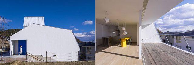 奥和田健 建築設計事務所|建築家 大阪|デザイン 平屋 オフィス