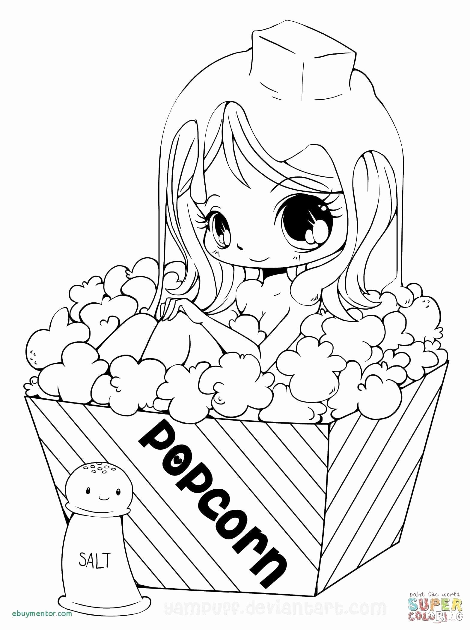 Anime Coloring Food Inspirational 649 Best Example Kids Coloring Pages  Images in 2020 | Chibi coloring pages, Princess coloring pages, Superhero coloring  pages