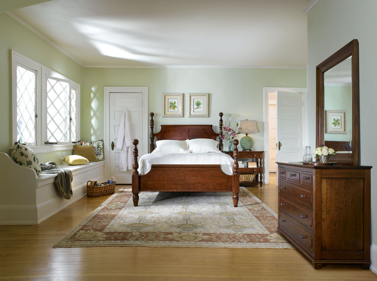 Stickley Owasco Cannonball Bed | The Classic Home | Pinterest ...