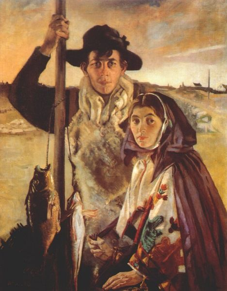 Image result for An Aran Fisherman and his Wife