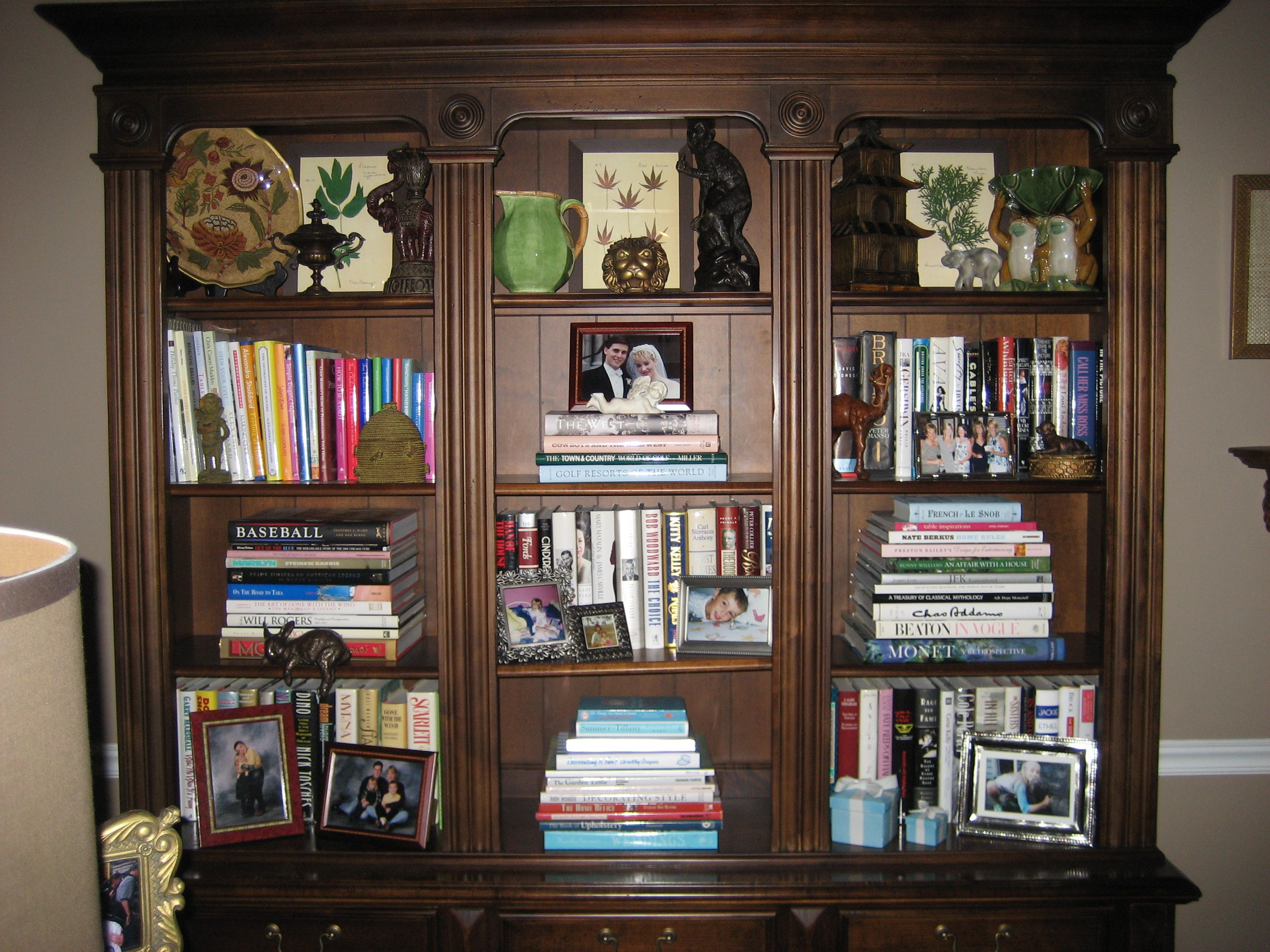 The Art Of Arranging A Bookshelf