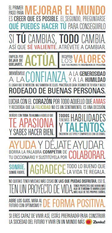 Pin De Natalia Ferrando En Mensajes Frases De Positivismo Frases Motivacionales Frases Educativas