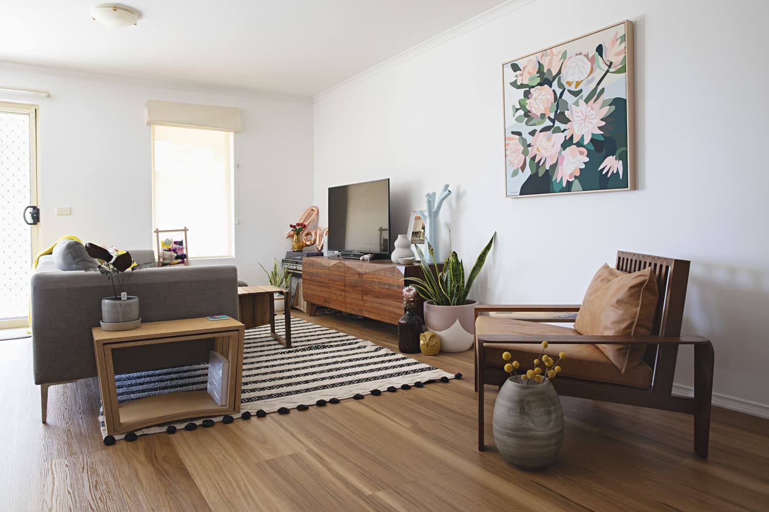 every room of this remodeled australian home will inspire