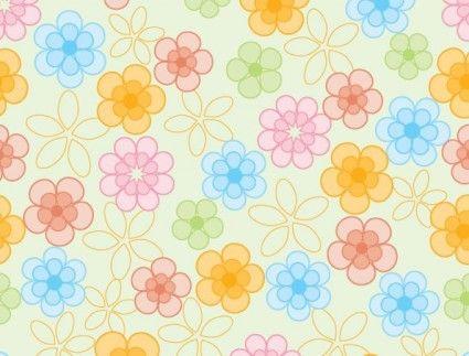 Flower Vector Wallpaper