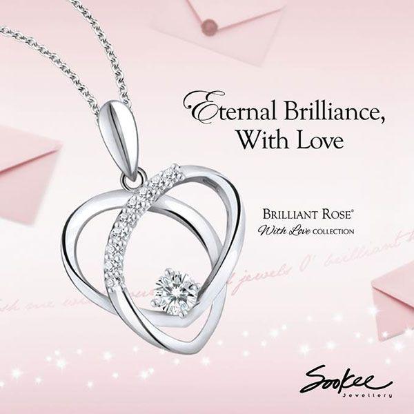 valentine's day jewelry from soo kee jewelry | diamonds, Ideas