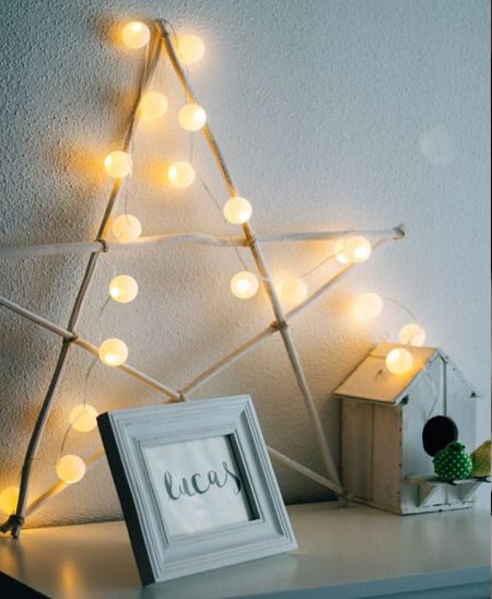 ping pong lighting. Ping Pong Balls And String Fairy Lights For Festive Decor Lighting