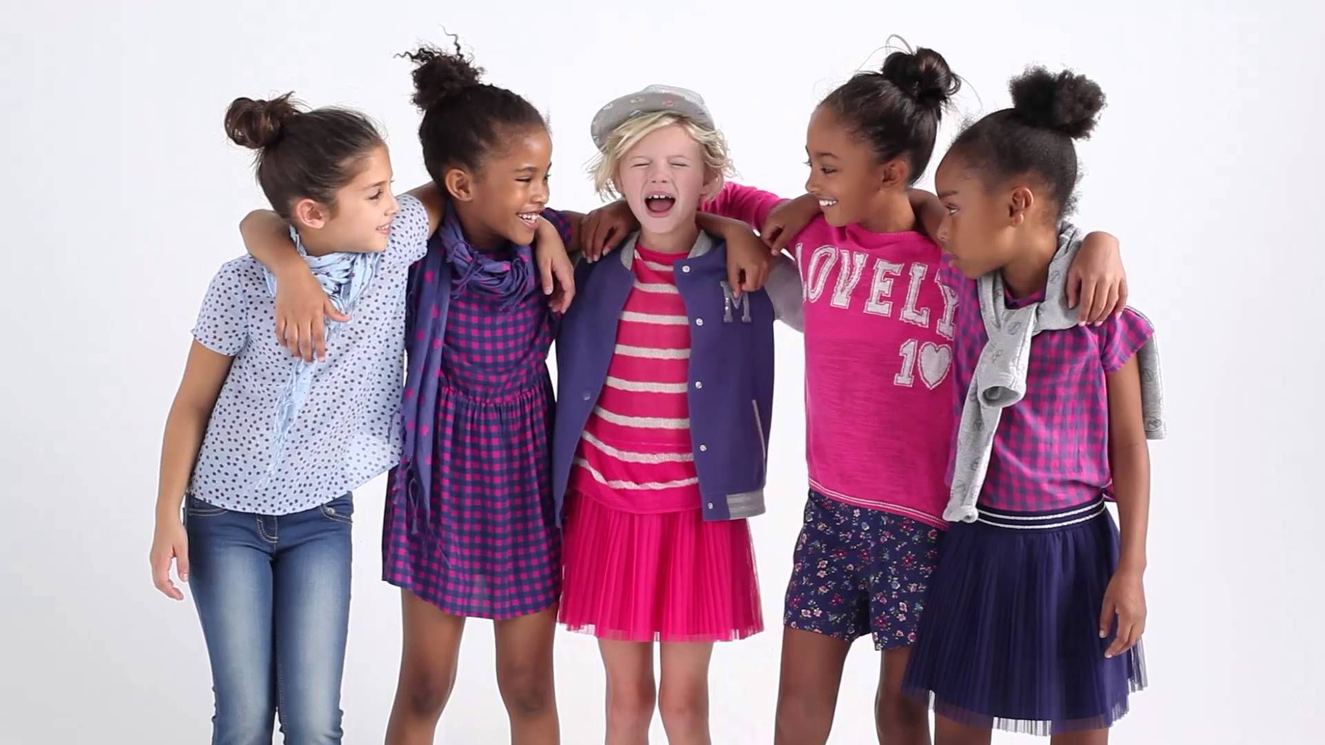 a0d74b6c2 United Colors of Benetton Spring Summer 2016 Kids Campaign | Vídeo ...