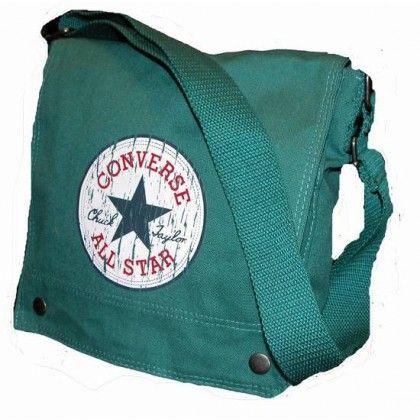 Converse Tasche Vintage Patch Fortune Bag Medium Green