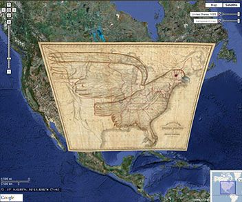David Rumsey Historical Map Collection Google Maps Historical Maps Genealogy Map Map