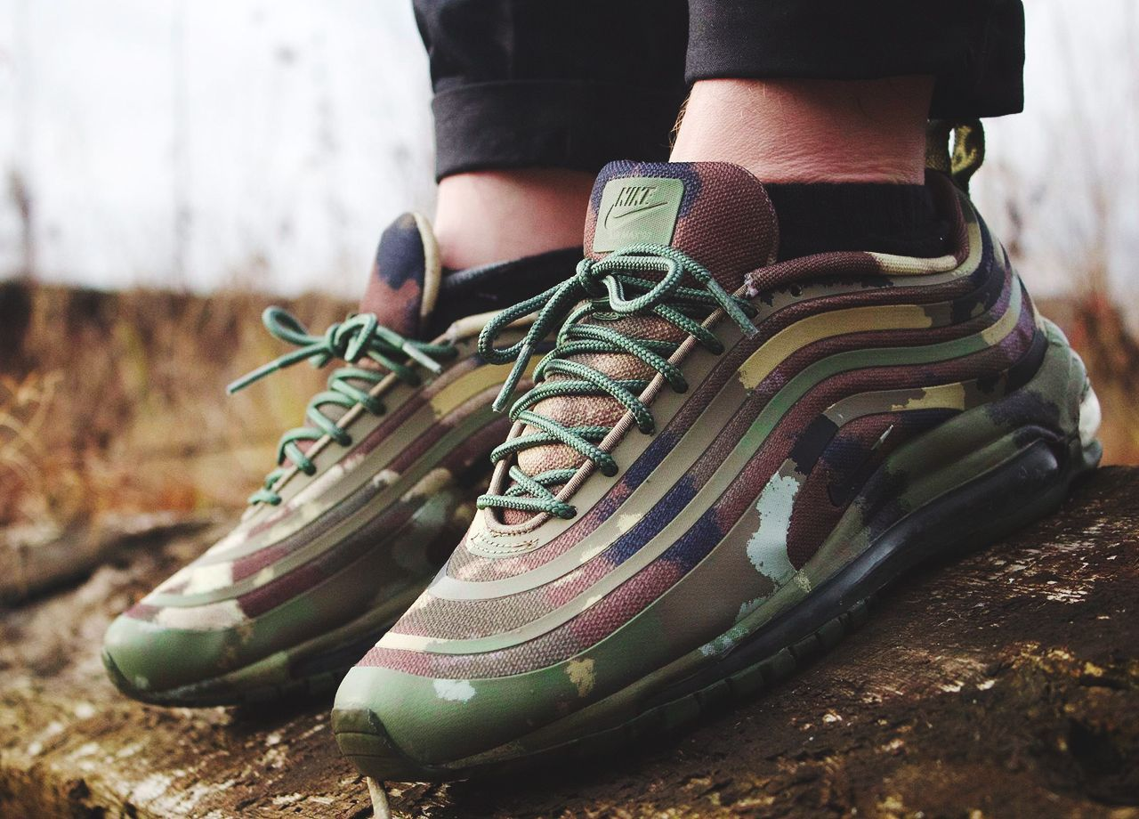 7b942b17bf6a2 Nike Air Max 97 SP Italian Camouflage - 2013 (by Raymond Pisters ...