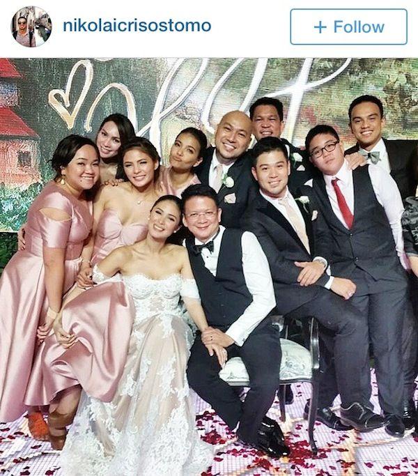 Celebrity Wedding Chiz Escudero And Heart Evangelista Heart Evangelista Heart Evangelista Wedding Celebrity Weddings