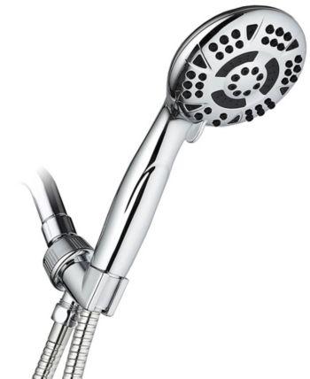 Aquadance 6 Setting Handheld Shower Head With Hose Reviews