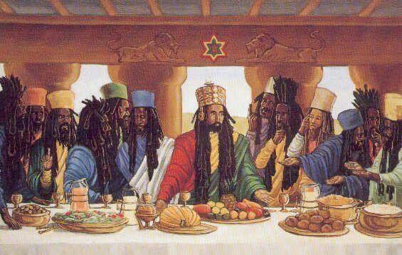Ini Love Rastafari In 2018 Pinterest Last Supper Art And Jah