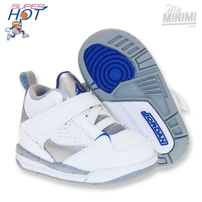 Photo Jordan Flight 45 BT Chaussures enfant du 19,5 au 27