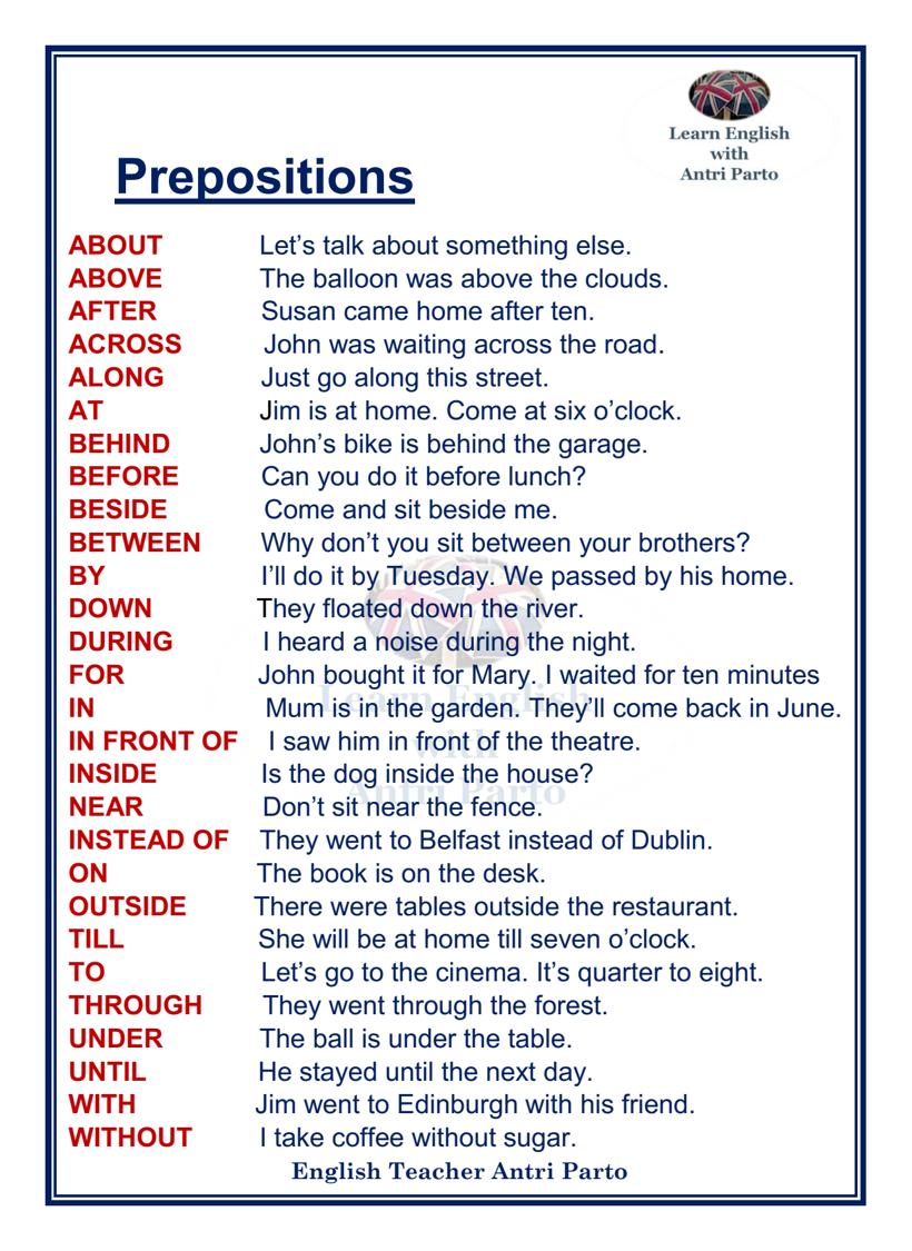 Prepositions Learnenglish Antriparto English Grammar English Prepositions Learn English [ 1125 x 820 Pixel ]