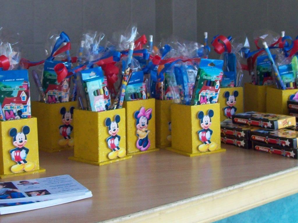 Decoracion fiesta de mickey mouse fiestas infantiles - Decoracion fiesta infantil ...